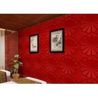 Buy cheap Decorative Wall Paneling 3D Living Room Wallpaper product