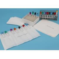 Buy cheap 2.5 X3 Liquid Absorbent Pads And Pouches For Laboratory Specimen Tubes packaging product