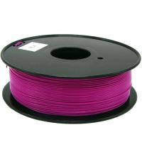 Buy cheap PLA 3d Printer Filament Dimensional Accuracy +/- 0.03 mm 1 kg Spool 1.75 mm Black for 3d printing product
