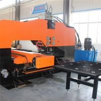 Buy cheap High Speed CNC Hydraulic Punching Machine With Pneumatic And Hydraulic Components product