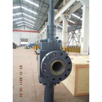 """Buy cheap High Pressure BB / CC 7 1/16"""" 10000PSI Slab API 6A GATE VALVE CE and ISO9001 Certificate product"""