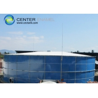 Buy cheap Bolted Steel Round Water Storage Tanks Liquid Impermeable product