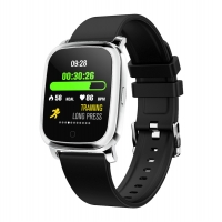 Buy cheap 24 Hours Heart Rate Monitor ROHS Body Temperature Smartwatch product