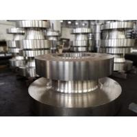 Buy cheap Heat Treatment Rolled Steel Rings / Rolled Ring Forging Wear Resistance from wholesalers