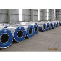 Buy cheap Zinc Coating Hot Dipped Galvanized Steel Coils For Construction 750 Mm Spangle product