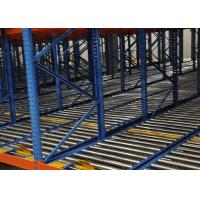 Buy cheap Pallet Flow Rack Storage Systems product