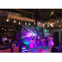 Buy cheap Amazing Indoor Full Color Video Screen Led dj Booth Display For Party / Bar product
