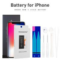Buy cheap Zero Cycle Apple Iphone 5 Battery Li Polymer AAA Battery For Iphone 5 product