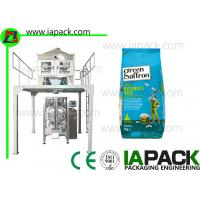 Buy cheap Rice Automatic Pouch Packing Machine For Food , Auto Bagging Machines product