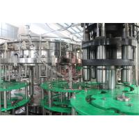 Buy cheap Isobaric Beer Bottling Equipment Automatically Filling And Sealing product