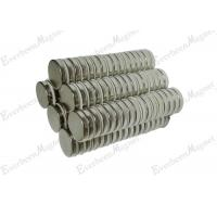 Buy cheap Supper Strong NdFeB Permanent Magnets Φ25*4mm N35 Axial Magnetized For Toys product