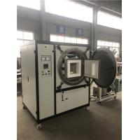 Buy cheap High Efficiency Vacuum Box Furnace Steel Shell Materials Long Service Life product