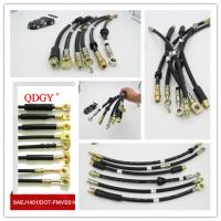 Buy cheap DOT SAE J1401 standard FMVSS 106 approvedHydraulic brake hose for hydraulic from wholesalers