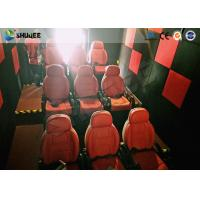 Buy cheap Shuqee 5D Theater System Low Energy Fresh Experience For Entertainment Places product
