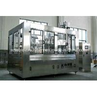 Buy cheap 250-2000ml Automatic 3 in 1 Soft Drink Bottling Line (CGFD 16-12-6) product