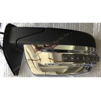 Buy cheap Black & Chrome Color Mazda Bt50 Parts , Car Replacement OEM Door Mirror from wholesalers