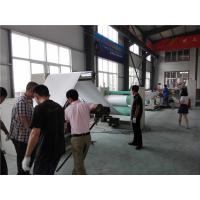 Buy cheap PS Foam Food Box Machine , Automatically White Plastic Foam Plate Machine product