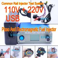 Buy cheap ERIKC test machine diesel common rail injector oil pressure testing equipment CR Bosch injector measuring tools product