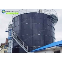 Buy cheap Expandable Stainless Steel Bolted Tanks For Drinking Water Projects product