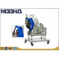 Buy cheap Small Plate Edge Beveling Machine With Adjustable Bevel Angle 1400RPM product