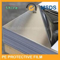 Buy cheap Stainless Steel Appliance Covering Film , Automotive Clear Bra Film Lightweight product