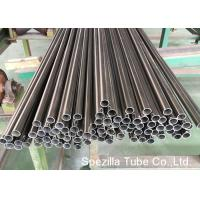 "Quality A269 1/2"" X BWG 20 Welded Stainless Steel Tube Grade TP304 / 304L Surface Polished for sale"