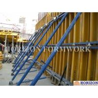 Buy Scaffolding Wall Shuttering SystemPush Pull Prop Supporting Wall Formwork at wholesale prices