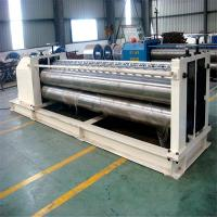 Buy cheap Roofing File Corrugated Roll Forming Machine For Panel Making 6 pieces / mins from wholesalers