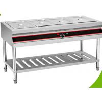 Buy cheap Modern Electric Chafing Dish Food Display Steamer High Mirror Polishing Surface product