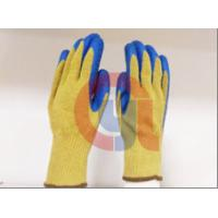 Buy cheap Flame Retarding Aramid Cut Protection GlovesFor Metal Sheet And Glass Processing product