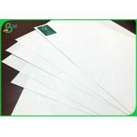 Buy cheap 20 LB FSC Certified Long grain wood free uncoated offset paper in reels from wholesalers