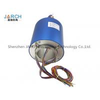 Buy cheap Wrapping machinery Through Bore Thermocouple Slip Ring IP54 Max Speed:500RPM from wholesalers