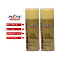 Buy cheap Wood Furniture Acrylic Spray Paint Fast Drying Scratch Resistant UV Protection product