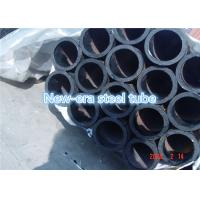 Buy cheap 1 - 30mm WT Black Seamless Line Pipe Stable Concentricity API 5L / ASTM A106 Model product