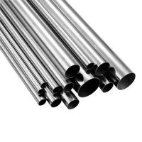 Buy cheap Thin Wall Anodized Aluminum Tubing , Aluminum Round Pipe ±0.2% Tolerance product