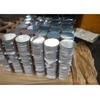 Buy cheap Construction / Decoration Aluminum Disks 3003 Alloy O H14 H16 10 Years Warranty product