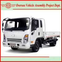 Buy cheap 5-10 Ton Medium Duty Truck Assembly Line / Assembly Plants Corporate Projects product