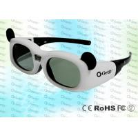 Buy cheap 144Hz 0.7Ma DLP LINK Child 3D Glasses GL600 Lightweight With Less Than 38g product