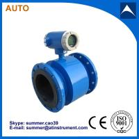 Buy cheap Electromagnetic Flow Meter for Sewerage Plants With Reasonable price product