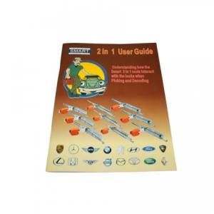 Buy cheap ALK Auto Smart 2 IN 1 Locksmith Tools Auto Picks User Guide product