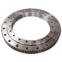 Buy cheap China ball slewing bearing manufacturer, slewing ring used on crane, excavator and other machinery product