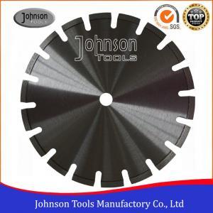 Buy cheap 12inch/300mm High Efficiency 1.3kg Diamond Asphalt Saw Blades For Walk Behind Saw product