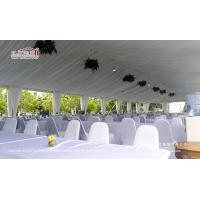 Buy cheap Hot Sale 20x20ft 30x30 feet Clear Roof Tent for Samoa Event Rental from China from wholesalers