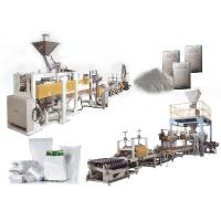 Buy cheap Durable Open Mouth Automated Packaging Machine With Auto Sealing For 10-25 Kg product