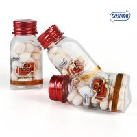Buy cheap Sugar Free Vitamin C Candy Low Calories Healthy Colored Bottle Compressed Mints product