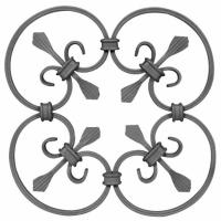Buy cheap wrought iron ornaments product