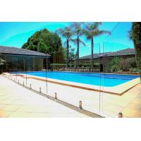 Buy cheap Fully Frameless Glass Pool Fencing product