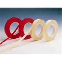 Buy cheap Red micron paper and PET film High-Temp Masking Tape with pressure sensitive adhesive product