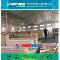 Buy cheap high quality PVC panel extrusion line/PVC ceiling panel production line/PVC panel making machine product