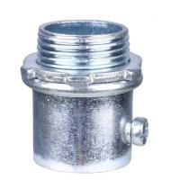 Quality Insulated Type Watertight EMT Conduit Fittings Concrete Tight When Taped for sale